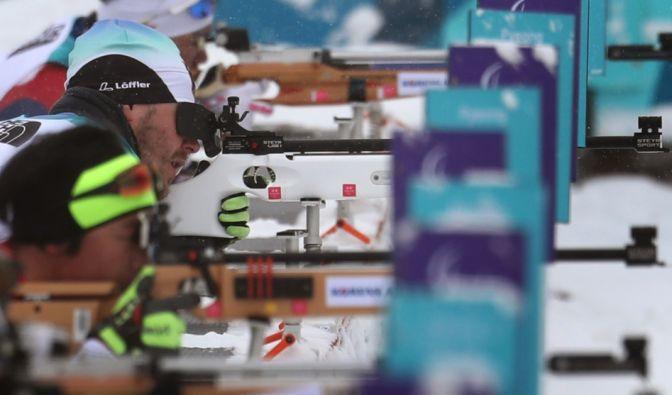 Biathlon-Weltcup 2018 Ergebnisse heute