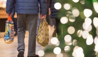 Auch am ersten Advent laden wieder zahlreiche Städte und Gemeinden zum Verkaufsoffenen Sonntag. (Foto)