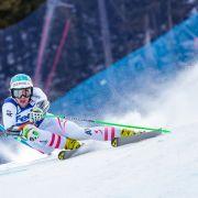 Der Ski alpin Weltcup gastiert an diesem Wochenende in Alta Badia. (Foto)