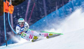 Der Ski alpin Weltcup gastiert an diesem Wochenende im französischen Val d'Isere. (Foto)