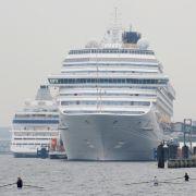 Passagier (81) stürzt von AIDAcara in den Atlantik (Foto)