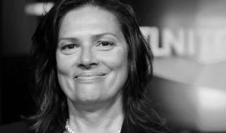 Die Moderatorin Stefanie Tücking ist im Alter von 56 Jahren verstorben. (Foto)