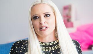 Daniela Katzenberger bleibt wohl ewig blond. (Foto)