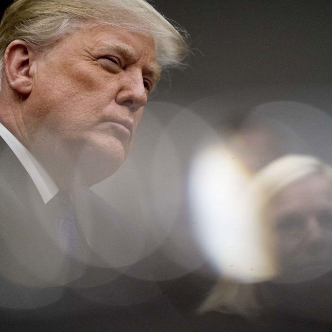 Anschlag auf Melania Trumps Ehemann nur knapp vereitelt (Foto)