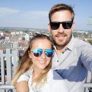 Bitteres Tränen-Drama überschattet romantische BsF-Hochzeit (Foto)