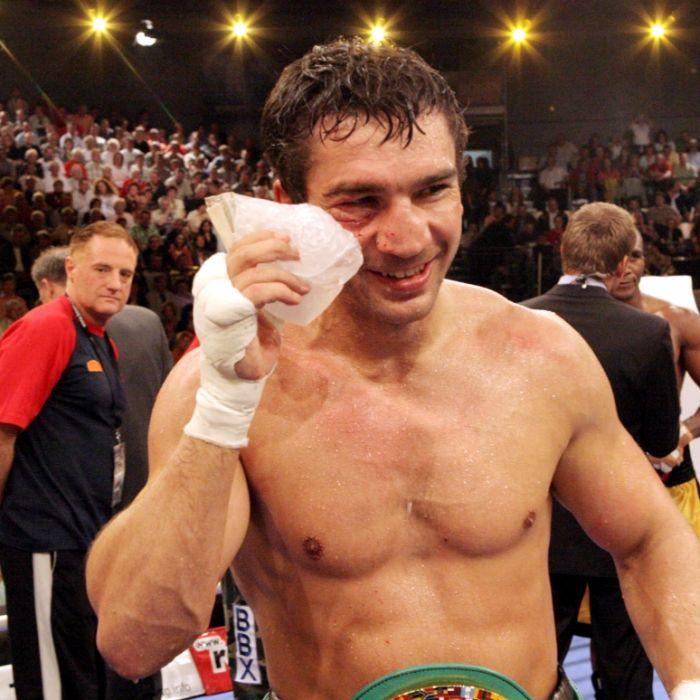 Nierenkrebs! Dreifacher Boxweltmeister stirbt mit 47 Jahren (Foto)