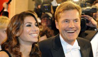 Dieter Bohlen und seine Freundin Carina Walz sind das Traumpaar des Jahres. (Foto)