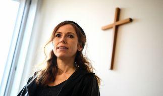 Schauspielerin Antje Mönning soll sich auf einem Parkplatz in Jengen vor Männern freizügig gezeigt haben, die sich später als Polizisten in Zivil herausstellten. (Foto)