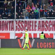 Montagsspiele künftig auch in 2. Liga passé (Foto)