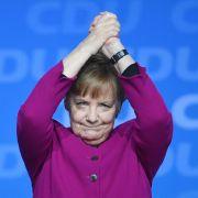 Angela Merkel erneut mächtigste Frau des Jahres (Foto)
