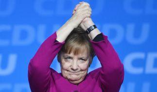Angela Merkel wurde erneut zur mächtigsten Frau des Jahres gekürt. (Foto)