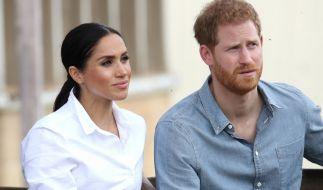 Herzogin Meghan war solo ohne Prinz Harry unterwegs. (Foto)