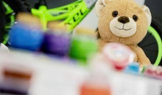 Stiftung Warentest hat Kinder-Produkte genauer unter die Lupe genommen - mit alarmierendem Ergebnis. (Foto)