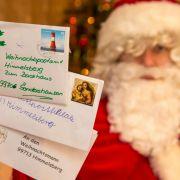 Junge ohne Gesicht hat rührenden Weihnachtswunsch (Foto)