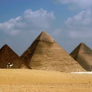 Nackt-Paar auf Cheopspyramide erregt die Gemüter (Foto)
