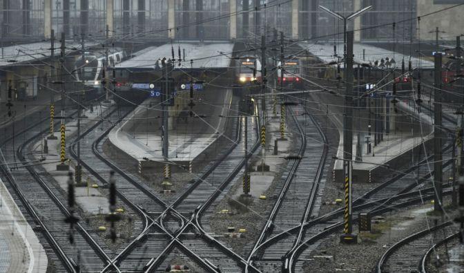 Bahn-Streik 2018 aktuell