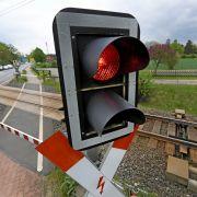 Traktorfahrer tot nach Zusammenstoß mit Straßenbahn (Foto)