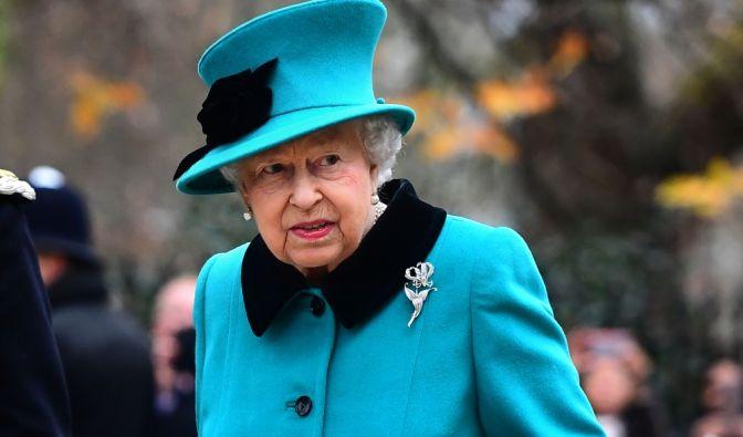 Queen Elizabeth II. (Foto)