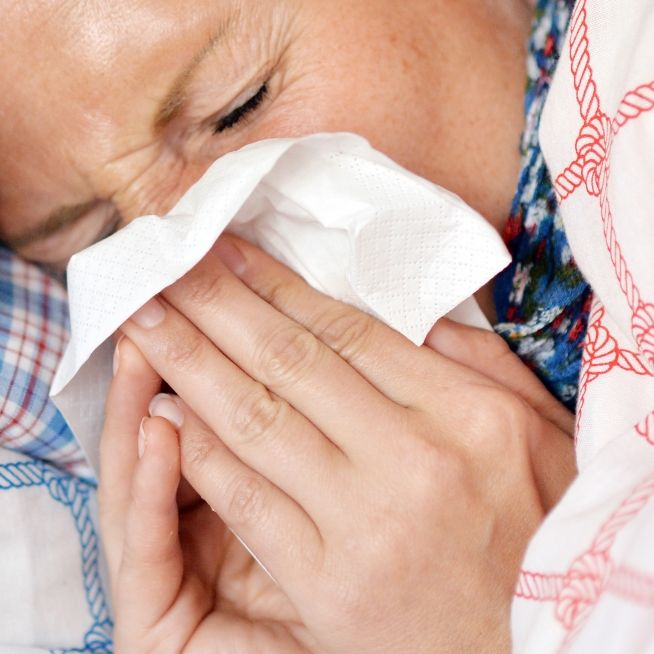 Frau stirbt nach Gebrauch von Nasendusche (Foto)