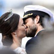 Steht bei den Schweden-Royals etwa bald Nachwuchs ins Haus? (Foto)