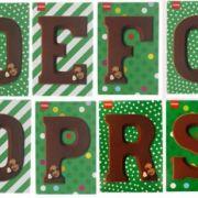 Unternehmen ruft beliebte Schokoladen-Buchstaben zurück (Foto)