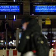 Im Tarifkonflikt bei der Deutschen Bahn wird es eng. (Foto)