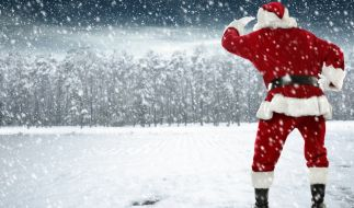 Können wir uns auf weiße Weihnachten freuen? (Foto)