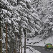 Dauerfrost bis -15 Grad! HIER warnt der DWD vor Glatteis (Foto)