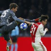 UEFA-Entscheidung über Thomas-Müller-Sperre am 10. Januar! (Foto)