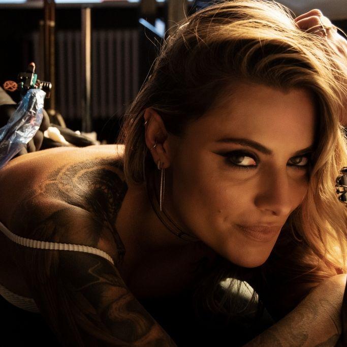 Endlich Helene Fischer? DAS ist ihr neues Tattoo (Foto)