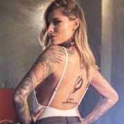 So sieht Sophia Thomallas neues Tattoo aus.