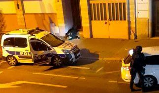 Der mutmaßliche Attentäter wurde bei einem Schusswechsel mit der Polizei getötet. (Foto)
