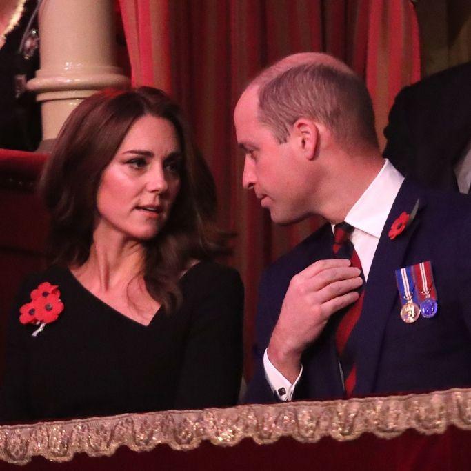Tränen-Drama an Weihnachten! Prinz William ließ seine Kate sitzen (Foto)