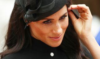 Meghan Markle muss sich als Herzogin von Sussex den Palastregeln fügen - dazu gehört auch ein Social-Media-Verbot. (Foto)