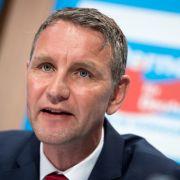 Thüringer Justiz hebt Immunität von AfD-Politiker Höcke auf (Foto)