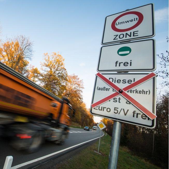 Wo stehen in Deutschland Fahrverbote 2019 an - und ab wann? (Foto)