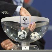 Bayern gegen Liverpool, BVB gegen Tottenham, Schalke gegen ManCity (Foto)