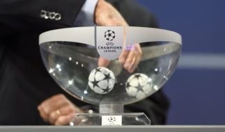 Die Auslosung für das Champions League Achtelfinale findet am 17.12.2018 in Nyon statt. (Foto)