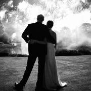 Mit diesem Motiv grüßen Prinz Harry und Meghan Markle an ihrem ersten Weihnachten als Eheleute.