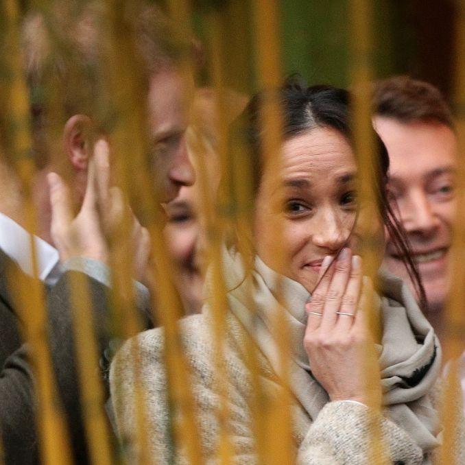 Armer Harry! Herzogin Meghan tauscht ihren Mann eiskalt aus (Foto)