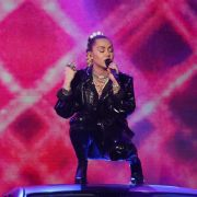 Nach dem Nippel-Blitzer! Wo sind Mileys Brüste geblieben? (Foto)