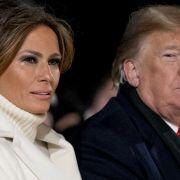 Ist Donald Trump ernsthaft krank? First Lady besorgt um ihren Mann (Foto)