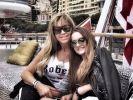 Sie wehrt sich gegen Kritik für Bikini-Bild mit Tochter Davina