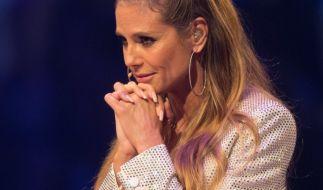 Heidi Klum trauert um ihren engen Freund, Friseur Oribe. (Foto)
