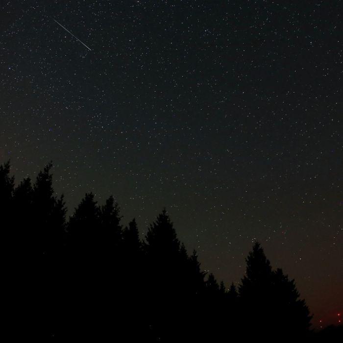 Spektakel zur Wintersonnenwende! HIER gibt es Sternschnuppen zu sehen (Foto)