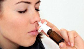 Bei rezeptfreien Erkältungsmitteln wie Nasensprays sind die Preisunterschiede zum Teil erheblich. (Foto)