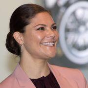 Kronprinzessin Victoria kann nach der Trennung wieder lachen (Foto)