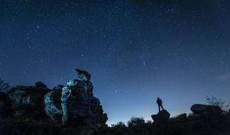 Der Sternenhimmel 2019 hält einige Highlights bereit. (Foto)