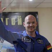 Astro-Alex nach 197 Tagen zurück in Deutschland - so geht's ihm nach der Landung (Foto)