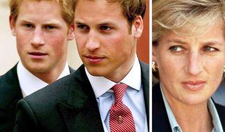 Lady Di hat ihren Söhnen Sex-Heftchen gekauft. (Foto)